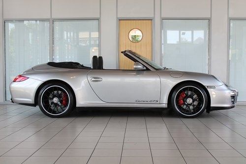 2011/11 Porsche 911 (997) 3.8 GTS Cabriolet SOLD (picture 4 of 6)