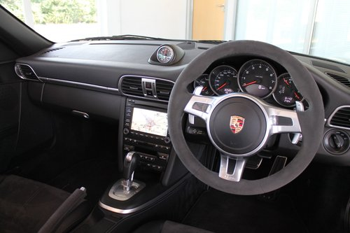 2011/11 Porsche 911 (997) 3.8 GTS Cabriolet SOLD (picture 5 of 6)