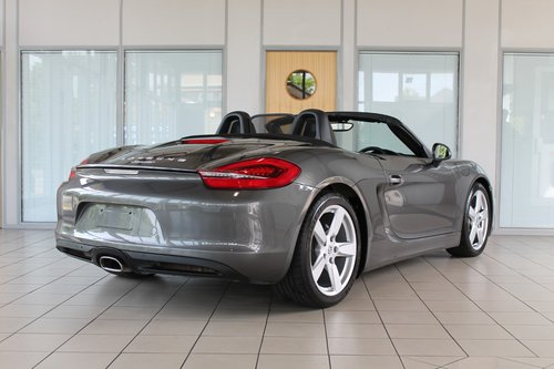 2013/13 Porsche Boxster (981) 2.7 PDK SOLD (picture 2 of 6)