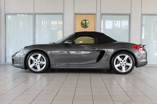 2013/13 Porsche Boxster (981) 2.7 PDK SOLD (picture 3 of 6)