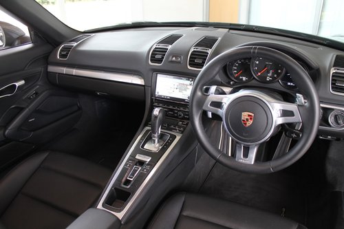 2013/13 Porsche Boxster (981) 2.7 PDK SOLD (picture 5 of 6)