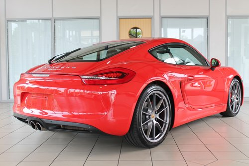 2013/13 Porsche Cayman (981) 3.4 S PDK SOLD (picture 2 of 6)