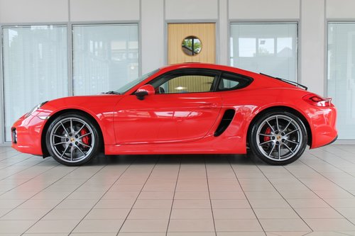 2013/13 Porsche Cayman (981) 3.4 S PDK SOLD (picture 3 of 6)