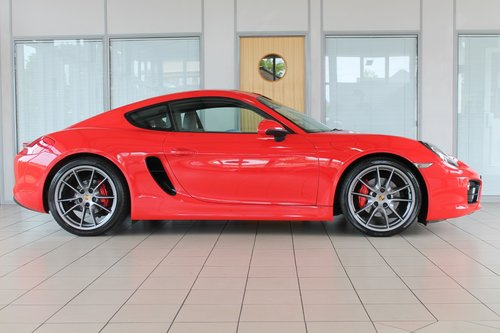 2013/13 Porsche Cayman (981) 3.4 S PDK SOLD (picture 4 of 6)