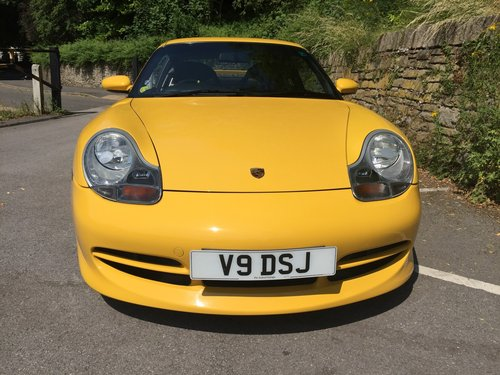 2000 PORSCHE 996 GT3 MK1 For Sale (picture 3 of 6)