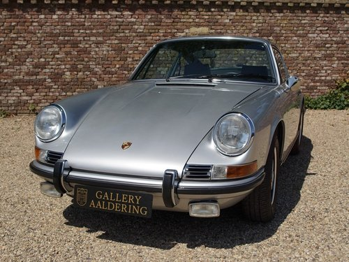1971 Porsche 911 2.2 S TOP restored condition, only 1.430 made! For Sale (picture 5 of 6)