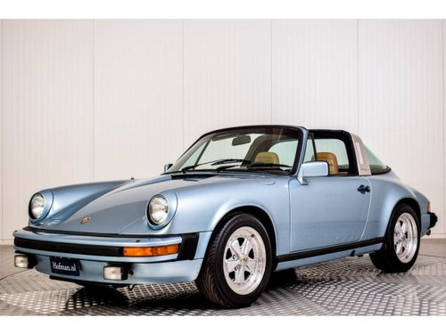 1982 Porsche 911 3.0 SC Targa For Sale (picture 1 of 6)