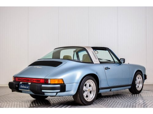 1982 Porsche 911 3.0 SC Targa For Sale (picture 2 of 6)