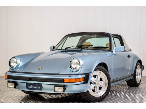 1982 Porsche 911 3.0 SC Targa For Sale (picture 4 of 6)