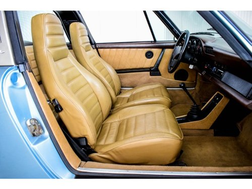 1982 Porsche 911 3.0 SC Targa For Sale (picture 5 of 6)