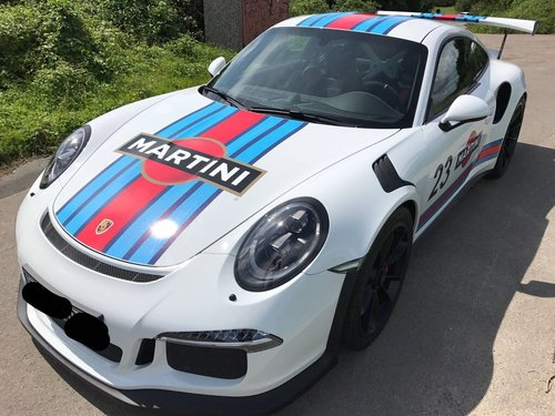2016 Great looking GT3 RS in collector condition ! For Sale (picture 1 of 3)