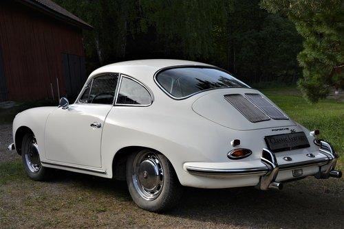 1964 PORSCHE 356SC-64 For Sale (picture 2 of 6)