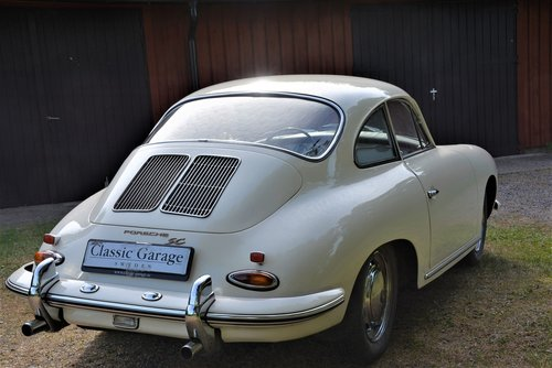 1964 PORSCHE 356SC-64 For Sale (picture 3 of 6)