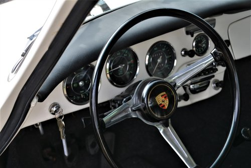1964 PORSCHE 356SC-64 For Sale (picture 5 of 6)