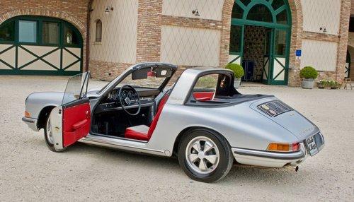 1967 Porsche 911 Soft Window Targa -Porsche certification- For Sale (picture 3 of 6)