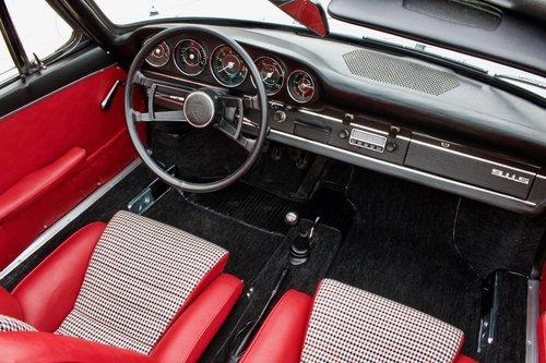 1967 Porsche 911 Soft Window Targa -Porsche certification- For Sale (picture 4 of 6)