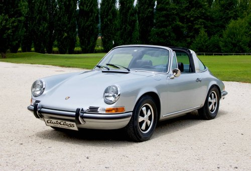Porsche Targa For Sale >> 1969 Porsche 911 2 0 T Targa For Sale Car And Classic