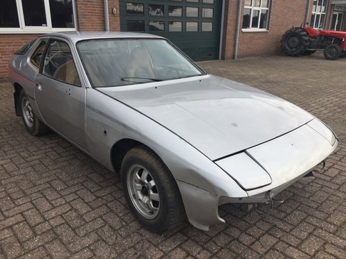1980 Porsche 924 targa LHD project car SOLD (picture 3 of 6)
