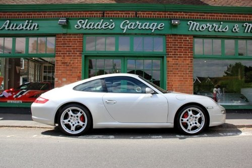 2004 Porsche 911 C2S Coupe Manual  SOLD (picture 1 of 4)