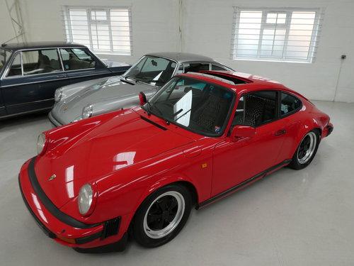 1982 Porsche 911 SC Sport SOLD (picture 2 of 6)