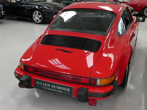 1982 Porsche 911 SC Sport SOLD (picture 4 of 6)