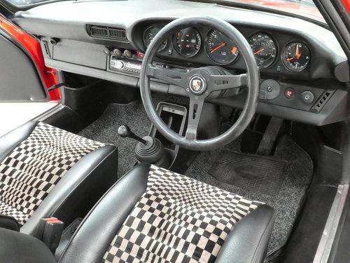 1982 Porsche 911 SC Sport SOLD (picture 5 of 6)