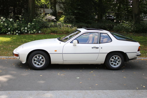 1980 Nice 924 Targa for summer time ! For Sale (picture 1 of 6)