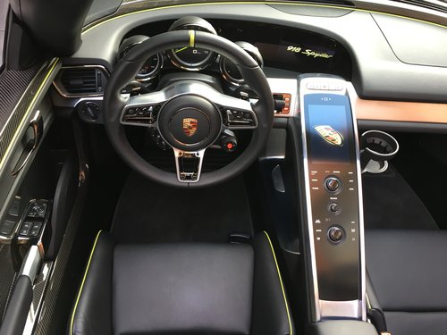 2015 Porsche Spyder LHD For Sale (picture 6 of 6)
