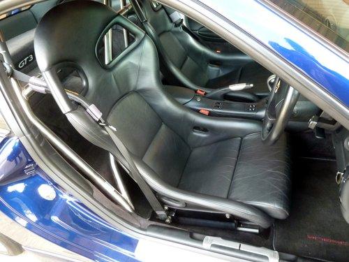 2000 PORSCHE 996 GT3 MKI RHD For Sale (picture 2 of 6)