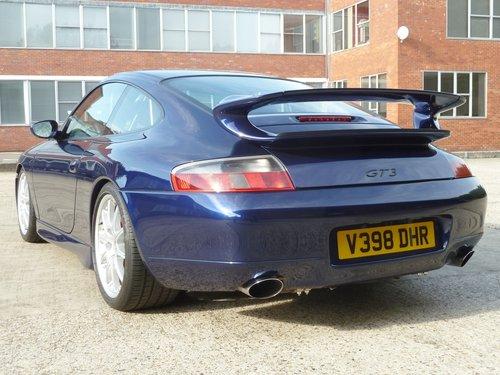 2000 PORSCHE 996 GT3 MKI RHD For Sale (picture 4 of 6)