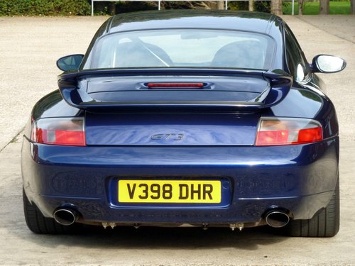2000 PORSCHE 996 GT3 MKI RHD For Sale (picture 6 of 6)