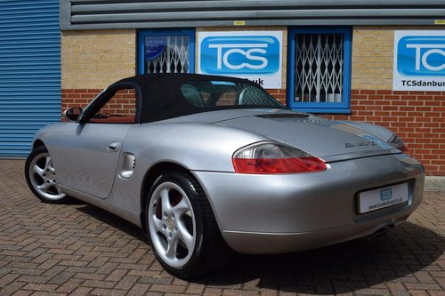 2001 Porsche Boxster S 3.2 Tips-S £9k of factory options! For Sale (picture 2 of 6)