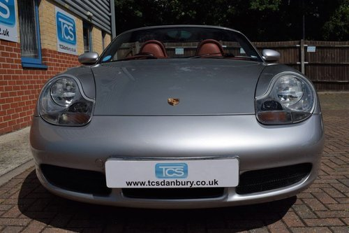2001 Porsche Boxster S 3.2 Tips-S £9k of factory options! For Sale (picture 4 of 6)