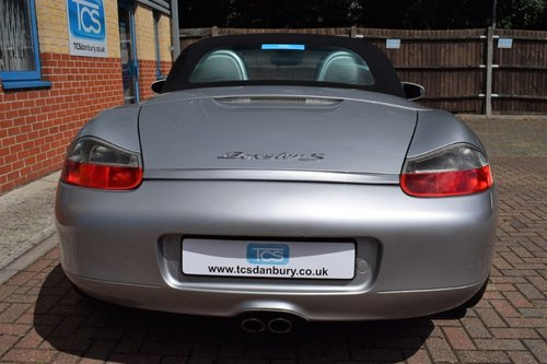 2001 Porsche Boxster S 3.2 Tips-S £9k of factory options! For Sale (picture 5 of 6)