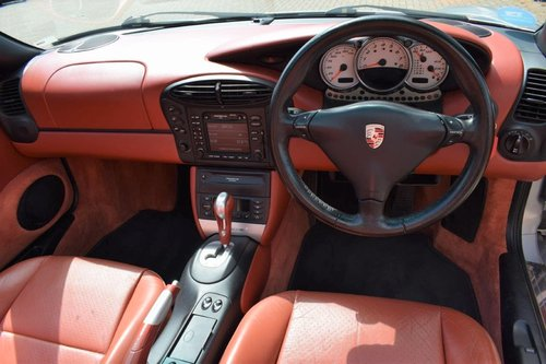 2001 Porsche Boxster S 3.2 Tips-S £9k of factory options! For Sale (picture 6 of 6)