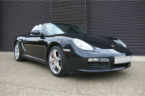 2005 Porsche 987 Boxster 3.2 S Tiptronic Auto (62,444 miles) SOLD (picture 2 of 6)
