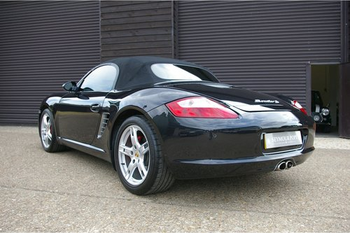 2005 Porsche 987 Boxster 3.2 S Tiptronic Auto (62,444 miles) SOLD (picture 3 of 6)