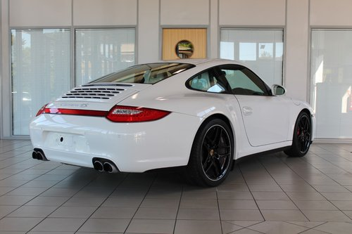 2010/10 Porsche 911 (997) 3.8 C4S PDK Cupe SOLD (picture 2 of 6)