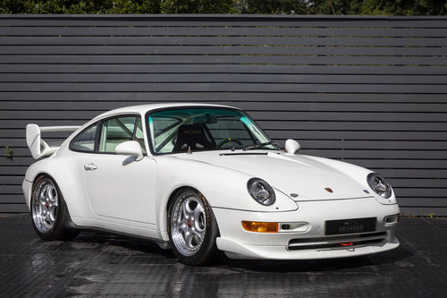 1996 PORSCHE 993 CUP (LHD) 1/54  SOLD (picture 1 of 6)