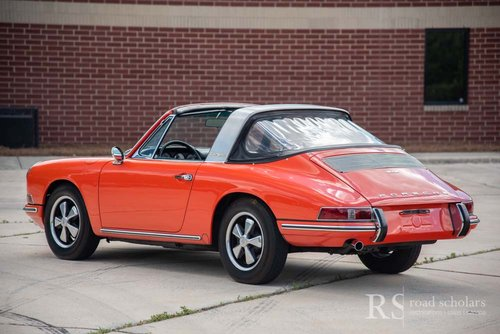 1968 912 Soft Window Targa For Sale (picture 3 of 6)