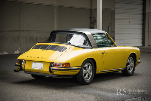 1967 PORSCHE 911S TARGA For Sale (picture 2 of 6)