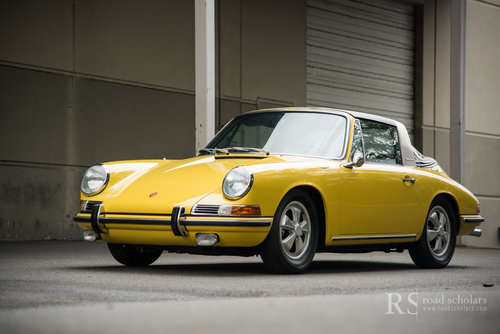 1967 PORSCHE 911S TARGA For Sale (picture 3 of 6)