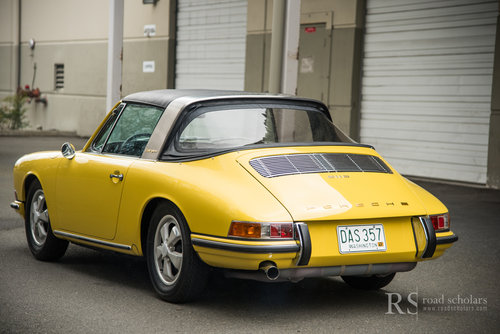 1967 PORSCHE 911S TARGA For Sale (picture 4 of 6)