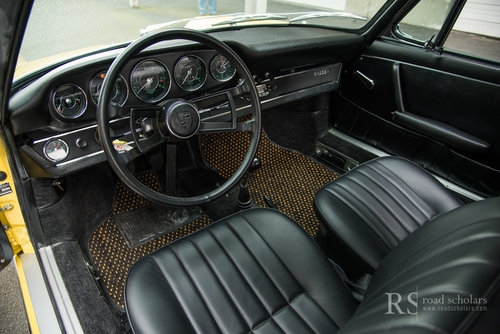 1967 PORSCHE 911S TARGA For Sale (picture 5 of 6)