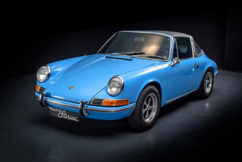 1969 Porsche 911 T Targa For Sale (picture 1 of 6)