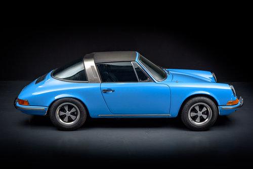 1969 Porsche 911 T Targa For Sale (picture 4 of 6)
