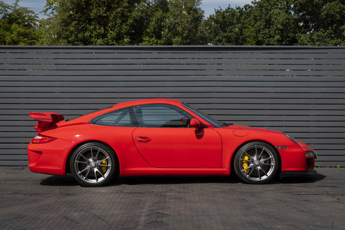 2010 PORSCHE 911 (997) GT3  CLUBSPORT GEN II, CERAMIC BRAKES For Sale (picture 3 of 6)