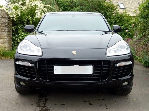2008 PORSCHE CAYENNE (9PA) TURBO  4.8ltr For Sale (picture 3 of 6)