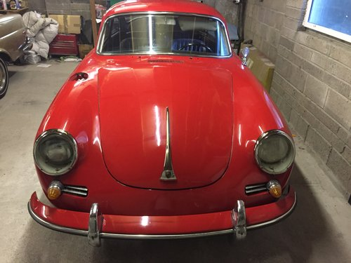 1963 Porsche 356B Coupe S90 SOLD (picture 3 of 5)