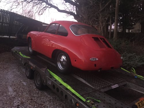 1963 Porsche 356B Coupe S90 SOLD (picture 5 of 5)